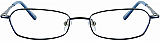 David Benjamin Eyeglasses Brisk