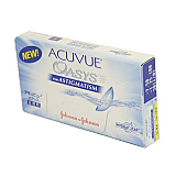 ACUVUE Oasys for Astigmatism By Johnson & Johnson