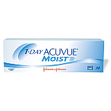 ACUVUE Moist Dailies (30 Pack) By Johnson & Johnson