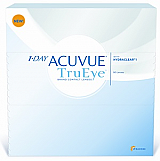 1-Day Acuvue TruEye (90 Pack) By Johnson and Johnson