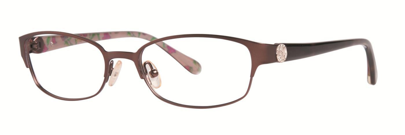 Lilly Pulitzer Eyewear Eyeglasses Bridgit|SunOptique.com...Free Delivery