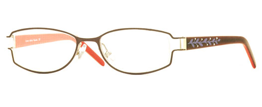 Laura Ashley Eyeglasses Rosetta