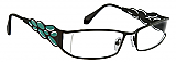 FYSH UK Eyeglasses 3393