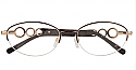 ClearVision Eyeglasses Nora