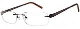Richard Taylor Titanium Eyeglasses Ivan