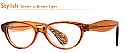 Rough Justice Eyeglasses Stylish