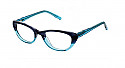 Jessica Girls Eyeglasses 4801