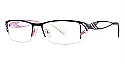 Modern Art Eyeglasses A339