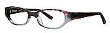 kensie Eyewear Eyeglasses jagged