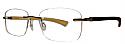 Garrison Eyeglasses GP 1107 P