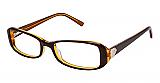 Jill Stuart Eyeglasses JS 261