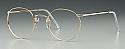 Legendary Looks Eyeglasses Art-Bilt 100A ST Ful-Vue Skull Temples