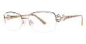 Modern Art Eyeglasses A358